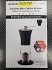 Coffee Grinder (Free 12 oz. Bag of Coffee W/ Purchase)